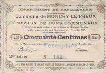 France 50 cent. Monchy-Le-Preux