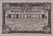 France 50 cent. Roubaix-Tourcoing