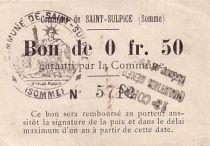 France 50 cent. Saint-Sulpice