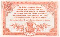 France 50 Centimes - Chambre de Commerce de la Corrèze - P.NEUF