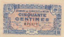 France 50 Centimes - Chambre de Commerce de Melun 1915 - SUP