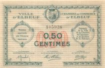 France 50 Centimes - Elbeuf Chamber of Commerce - XF