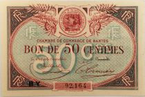 France 50 Centimes - Nantes Chamber of Commerce - VF