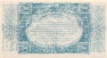 France 50 Centimes - Nîmes Chamber of Commerce 1915 - XF+