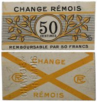 France 50 Centimes - Reims - P.NEUF