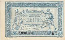 France 50 Centimes  Trésorerie aux armées  - 1917 A 0.338.364