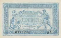 France 50 Centimes  Trésorerie aux armées  - 1919 A1 0.773.233