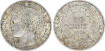 France 50 Centimes Cérès - III e République - 1894 A - SUP