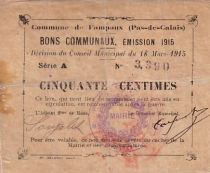 France 50 Centimes Fampoux