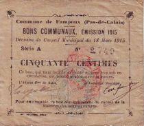 France 50 Centimes Fampoux