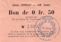 France 50 Centimes Ham n° 1309