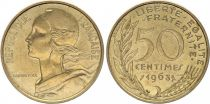 France 50 Centimes Lagriffoul - (1962/1964)