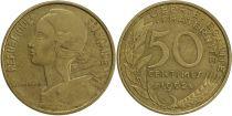 France 50 Centimes Lagriffoul - Marianne - 1962 4 plis