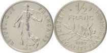 France 50 Centimes Marian Piéfort 1980 - Silver