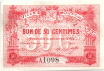 France 50 Centimes Mouy City - 1915