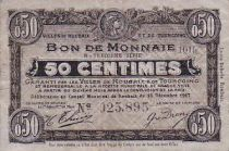 France 50 Centimes Roubaix-Tourcoing