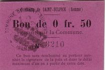 France 50 Centimes Saint-Sulpice