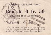 France 50 Centimes Saint-Sulpice