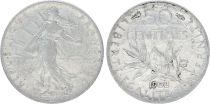 France 50 Centimes Semeuse - 1908