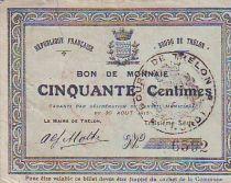 France 50 Centimes Trélon