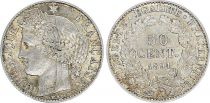 France 50 Cents Ceres - Third Republic - 1894 A - XF