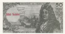 France 50 F Racine (green and red) - 01/01/1962