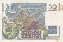 France 50 Francs - Le Verrier 07-06-1951 - Série R.178
