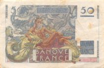 France 50 Francs - Le Verrier 19-05-1949 - Série V.135 - TTB