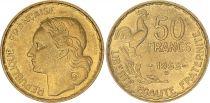 France 50 Francs  Guiraud - 1953 B