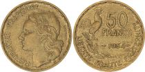 France 50 Francs  Guiraud - 1954