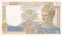 France 50 Francs Cérès - 16-07-1936 - Série K.4786 - TTB+