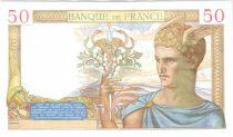 France 50 Francs Cérès - 1939