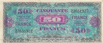 France 50 Francs France - 1944 - Sans série - 23651922