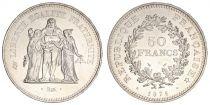 France 50 Francs Hercule - 1974