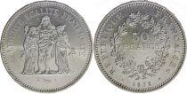 France 50 Francs Hercule - 1978