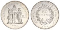 France 50 Francs Hercules - 1975