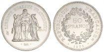 France 50 Francs Hercules - 1976
