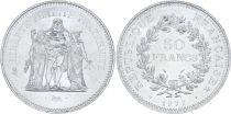 France 50 Francs Hercules - 1977