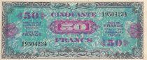 France 50 Francs Impr. américaine (France) - 1944 Sans Série 19504234