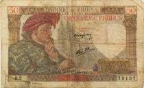 France 50 Francs Jacques Coeur - 13-06-1940 Série B.3 - TB