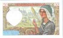 France 50 Francs Jacques Coeur - 1941