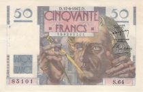 France 50 Francs Le Verrier - 12-06-1947 - Série S.64 - SUP+