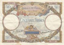 France 50 Francs Luc Olivier Merson - 06-11-1930