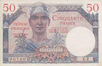 France 50 Francs Mercure, Trésor Français - 1947 - Série E.2 90700