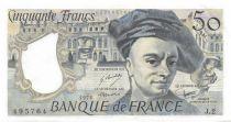 France 50 Francs Quentin de la Tour - 1976 Série J.2 - SPL