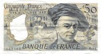 France 50 Francs Quentin de la Tour - 1979 Serial E.14 - VF