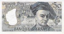 France 50 Francs Quentin de la Tour - 1979 Serial L.17 - AU