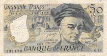 France 50 Francs Quentin de la Tour - 1979 Série G.14 - PTB