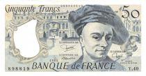 France 50 Francs Quentin de la Tour - 1984 Série Y.40 - SUP