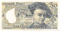 France 50 Francs Quentin de la Tour - 1987 Série E.48 - TTB+